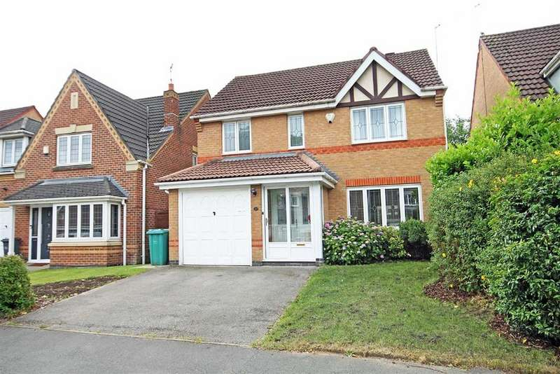 4 Bedrooms Detached House for sale in Nethercote Avenue, Baguley