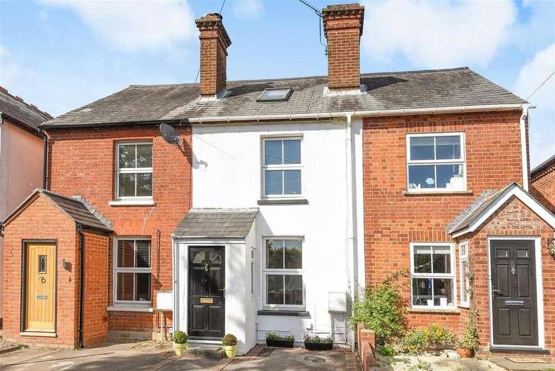 2 Bedrooms Terraced House for sale in Oxford Road, Wokingham, Berkshire RG41 2YE