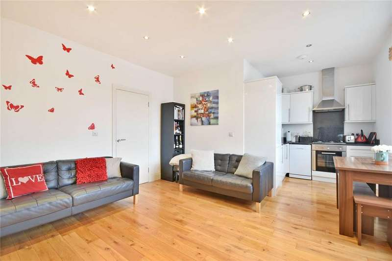 2 Bedrooms Apartment Flat for sale in Charteris Road, Kilburn, NW6