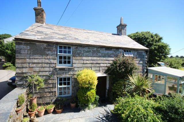 3 Bedrooms Detached House for sale in Delabole