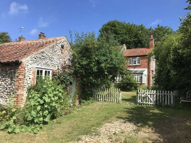 3 Bedrooms Cottage House for sale in Church Street, Stiffkey, Norfolk