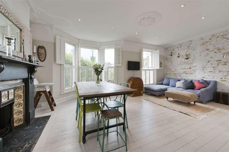 3 Bedrooms Maisonette Flat for sale in Dorville Crescent, Hammersmith