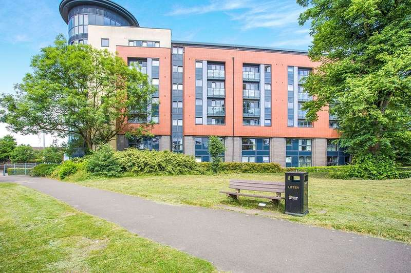 1 Bedroom Flat for sale in St. Albans Road, Watford, WD17