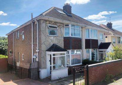 4 Bedrooms Semi Detached House for sale in Southampton, Hampshire, .