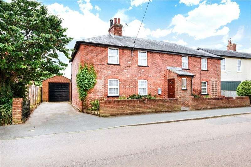 4 Bedrooms Detached House for sale in Little Horwood Road, Great Horwood, Buckinghamshire