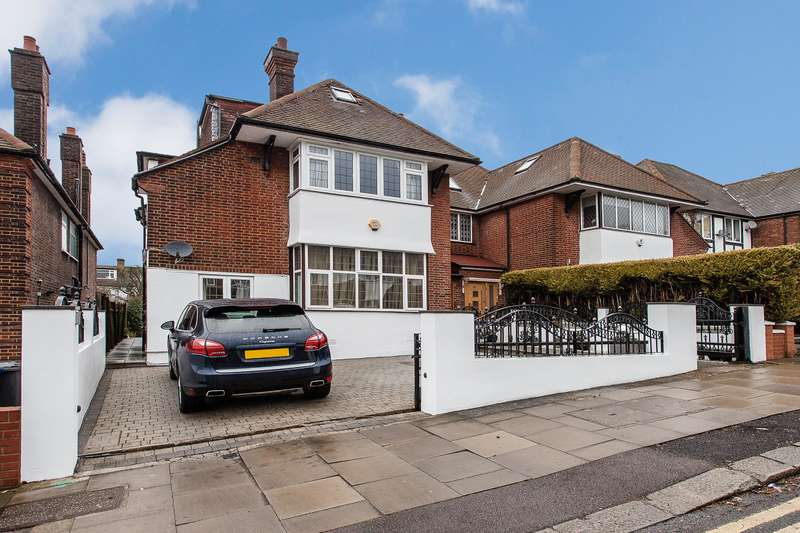 6 Bedrooms Detached House for sale in Armitage Road, London