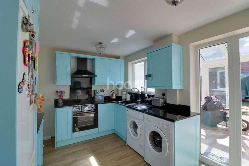 2 Bedrooms Terraced House for sale in Longbrooke, LU5
