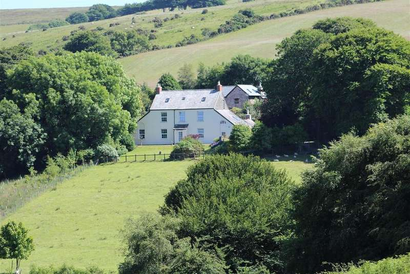 6 Bedrooms Detached House for sale in Brendon, Exmoor