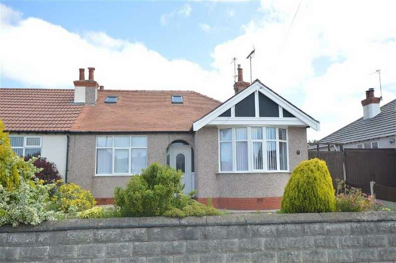 4 Bedrooms Semi Detached Bungalow for sale in Francis Avenue, CH46