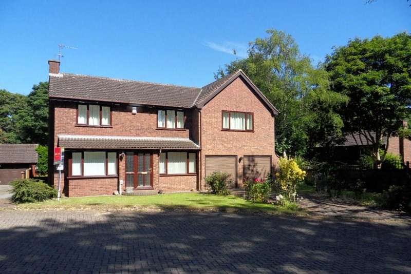 5 Bedrooms Detached House for sale in Tall Trees, Hessle, HU13