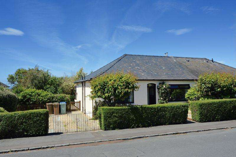 2 Bedrooms Semi Detached Bungalow for sale in Oswald Road, Ayr