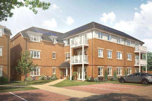1 Bedroom Apartment Flat for sale in Warren House Road, Wokingham, Berkshire