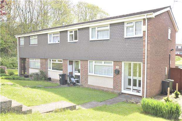 3 Bedrooms End Of Terrace House for sale in Hinton Drive, Warmley, BS30 8TZ