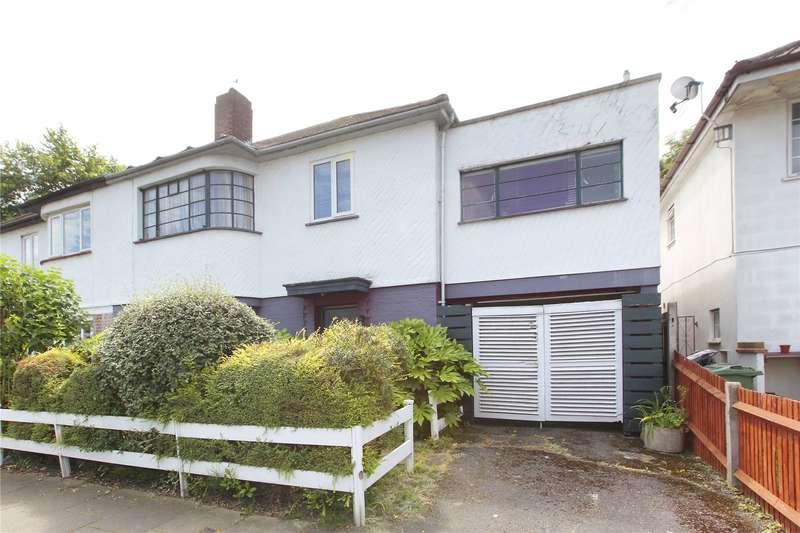 4 Bedrooms Semi Detached House for sale in St Julians Farm Road, West Norwood, London, SE27