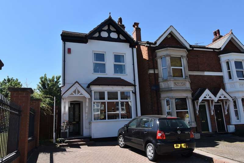 3 Bedrooms Detached House for sale in Station Road, Kings Norton, Birmingham, B30