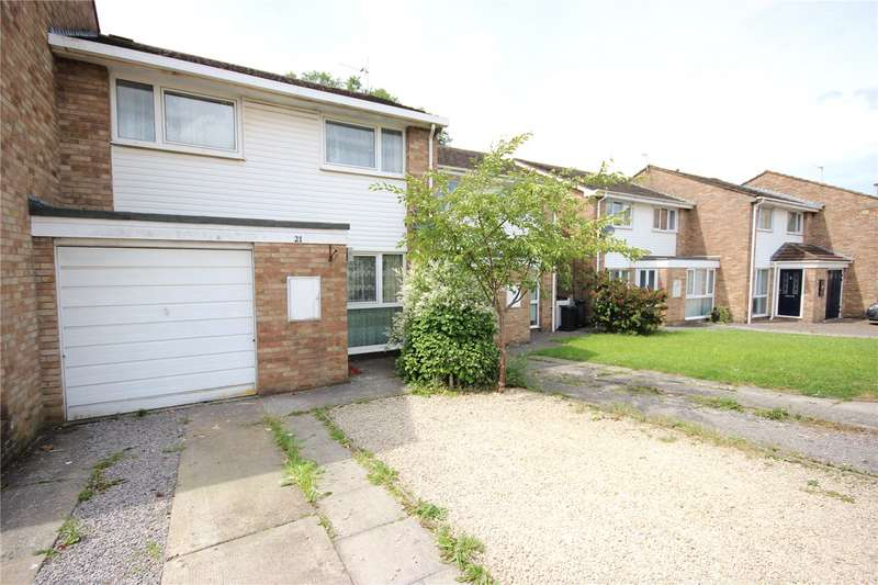 3 Bedrooms Property for sale in Thatchers Close Kingswood Bristol BS5