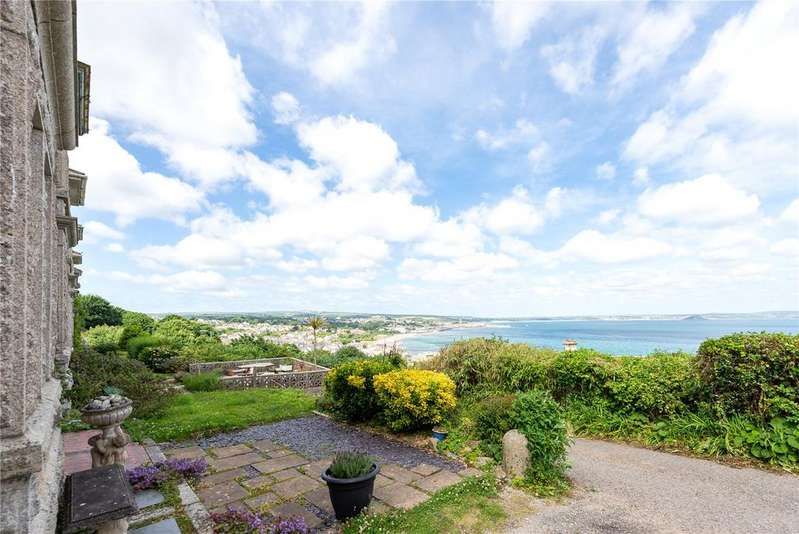 4 Bedrooms End Of Terrace House for sale in Elms Close Terrace, Newlyn, Penzance, Cornwall
