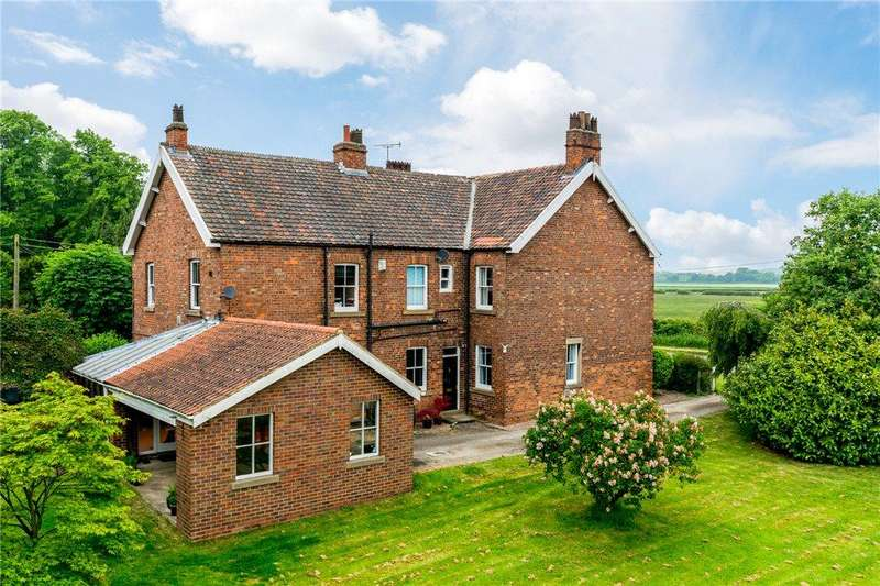 4 Bedrooms Unique Property for sale in Common Lane, Church Fenton, Tadcaster, North Yorkshire