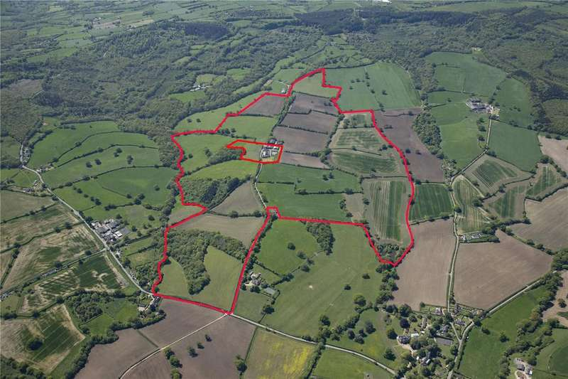 Farm Commercial for sale in The Taunton State - Lot 5, Land/Farm Building Staple Fitz, Taunton, Somerset, TA3