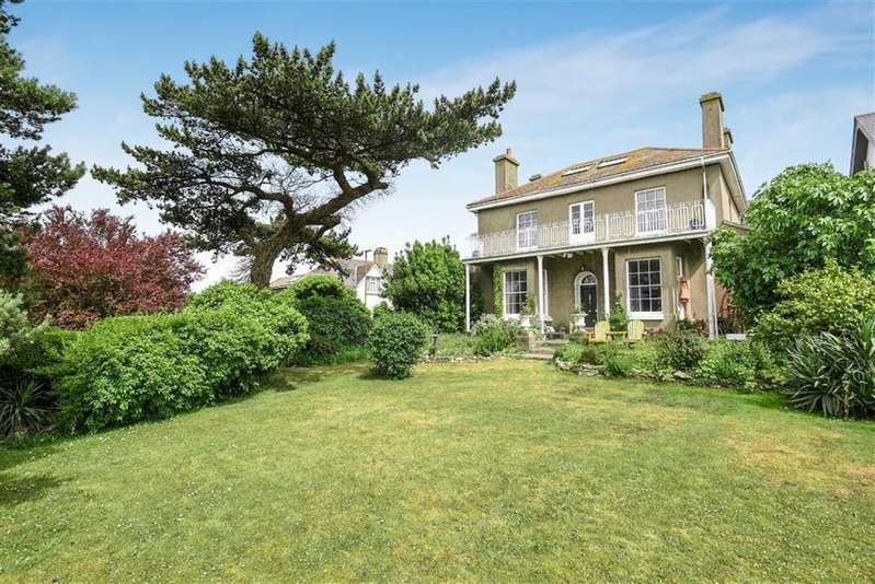 5 Bedrooms Detached House for sale in Great Rea Road, Brixham, Devon, TQ5