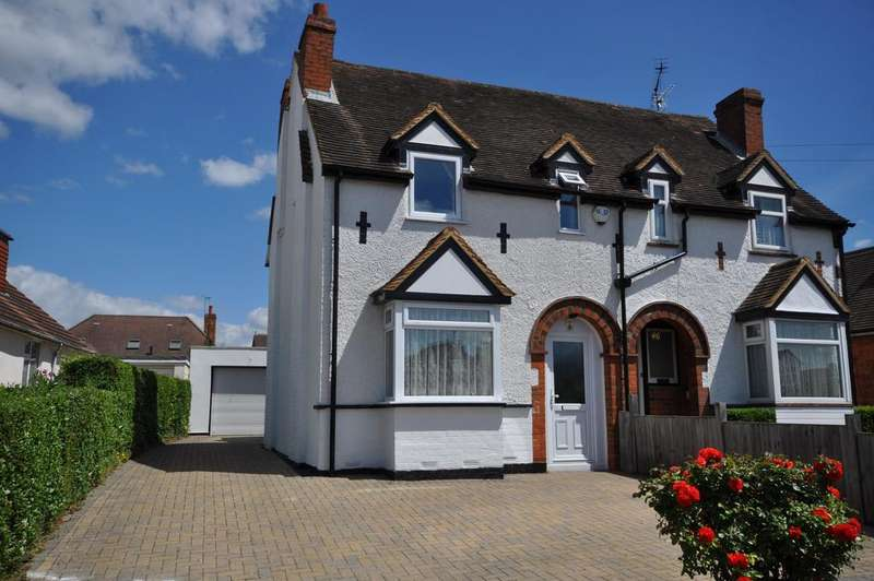 2 Bedrooms Semi Detached House for sale in Colemans Moor Lane, Woodley, Reading, RG5 4BT