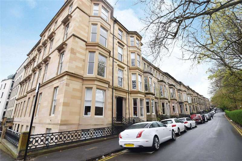 3 Bedrooms Apartment Flat for sale in Ground Garden, Athole Gardens, Dowanhill, Glasgow