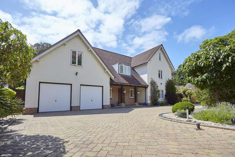 6 Bedrooms Detached House for sale in Lakeside Road, Branksome Park, Poole, Dorset BH13