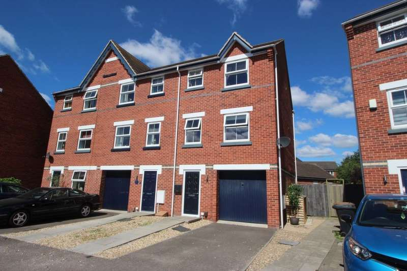 4 Bedrooms Semi Detached House for sale in Grey Meadow Road, Ilkeston, DE7