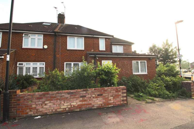 4 Bedrooms Semi Detached House for sale in Weir Hall Road, Edmonton, N18