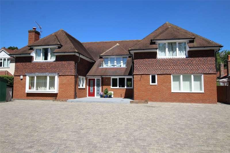 5 Bedrooms Detached House for sale in Harpenden Road, St. Albans, Hertfordshire, AL3