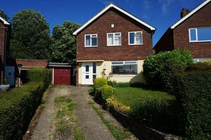 4 Bedrooms Detached House for sale in UPLANDS