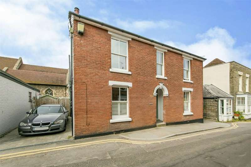 3 Bedrooms Detached House for sale in East Street, Wivenhoe, Colchester, Essex