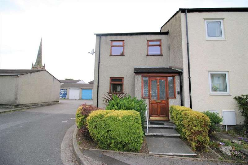 3 Bedrooms House for sale in Moor Close, Lancaster