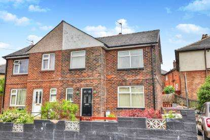 3 Bedrooms Semi Detached House for sale in Thorn Crescent, Bacup, Rossendale, Lancashire, OL13