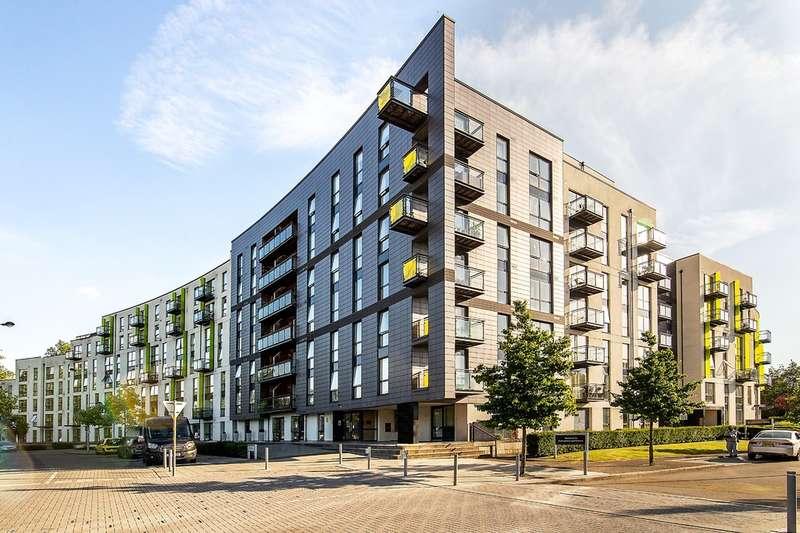 2 Bedrooms Flat for sale in Hemisphere, Edgbaston, B5