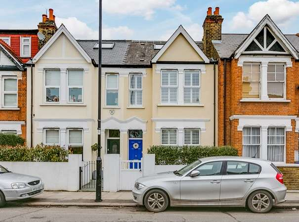 4 Bedrooms Terraced House for sale in Bollo Lane, Chiswick