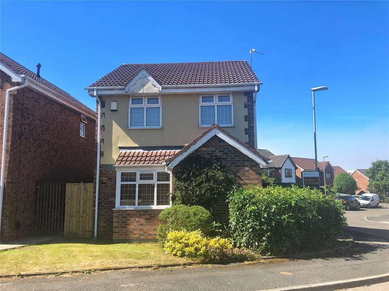 3 Bedrooms Detached House for sale in Browfield Way, Royton, Oldham, Greater Manchester, OL2