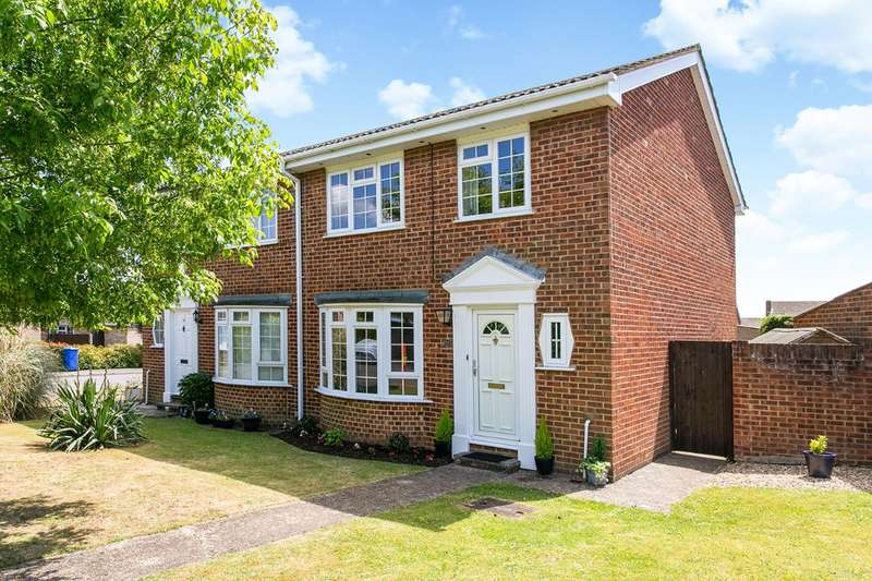 3 Bedrooms Semi Detached House for sale in Brompton Drive, Nr Pinkneys Green, Maidenhead, Berkshire