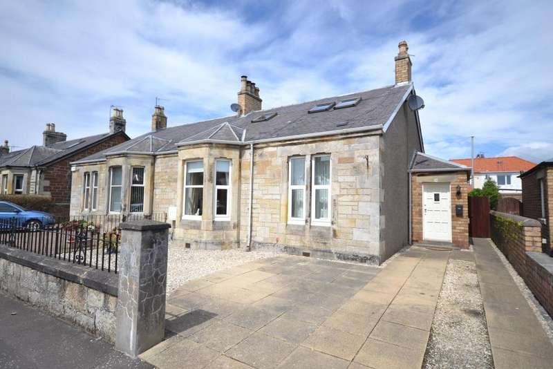 4 Bedrooms Semi-detached Villa House for sale in 35 St Quivox Road, Prestwick, KA9 1LU