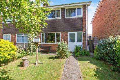 3 Bedrooms Semi Detached House for sale in Falcon Drive, Patchway, Bristol, South Gloucestershire