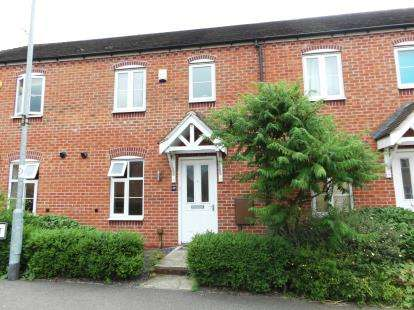 3 Bedrooms Terraced House for sale in Darwin Crescent, Loughborough, Leicestershire
