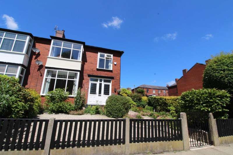 3 Bedrooms Semi Detached House for sale in Somerset Road, Bolton