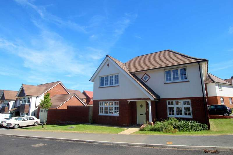 4 Bedrooms Detached House for sale in Blackmore Avenue, Bideford