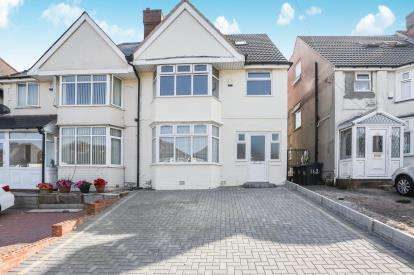 5 Bedrooms Semi Detached House for sale in Flaxley Road, Stechford, Birmingham, United Kingdom