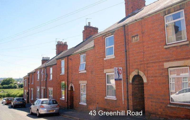 4 Bedrooms Terraced House for sale in Green Hill Road, Grantham