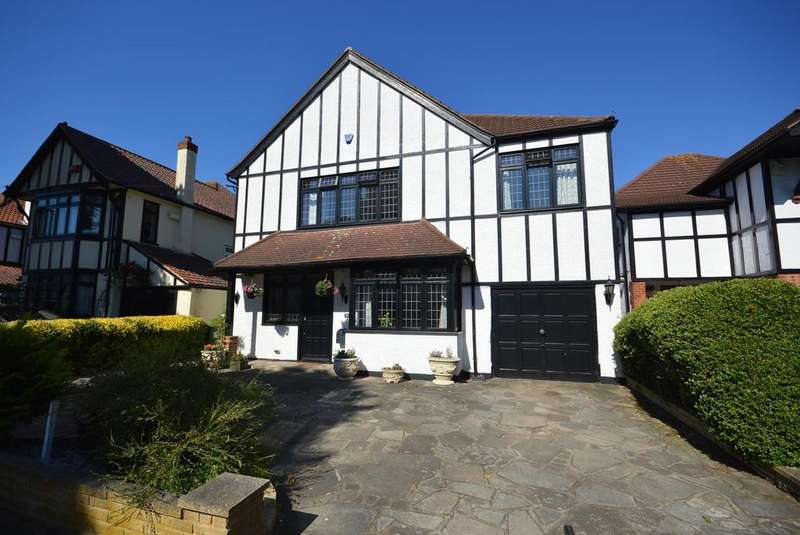 4 Bedrooms Detached House for sale in Wallenger Avenue, Gidea Park RM2