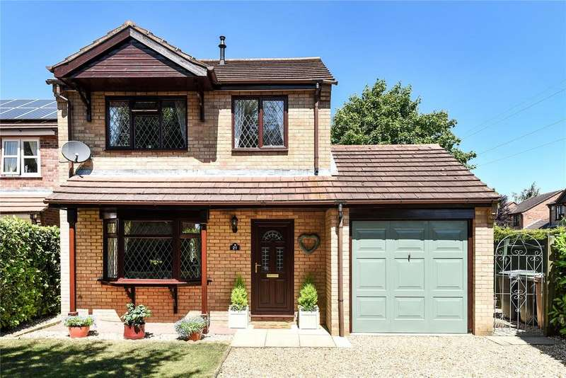 3 Bedrooms Detached House for sale in Dorrington Close, Ruskington, NG34