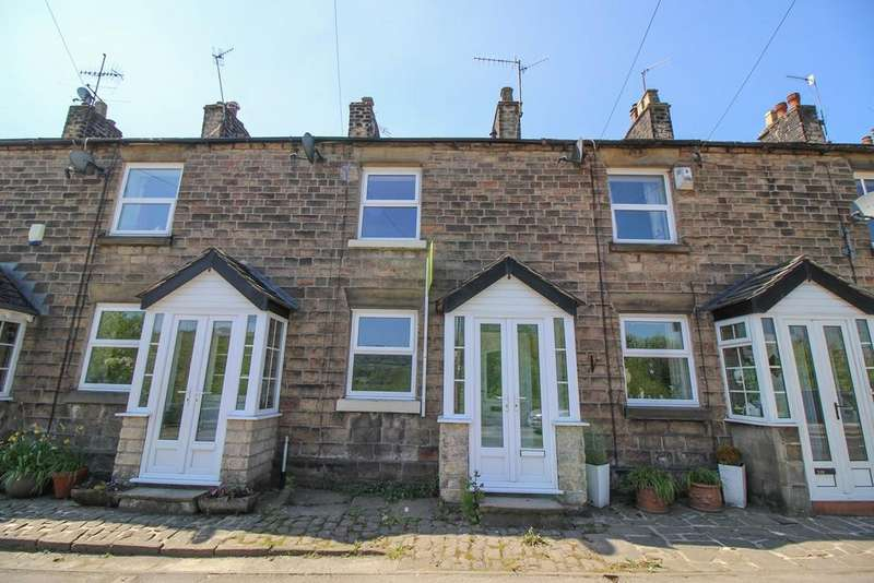 3 Bedrooms Cottage House for sale in Strines Road, Strines, STOCKPORT, SK6