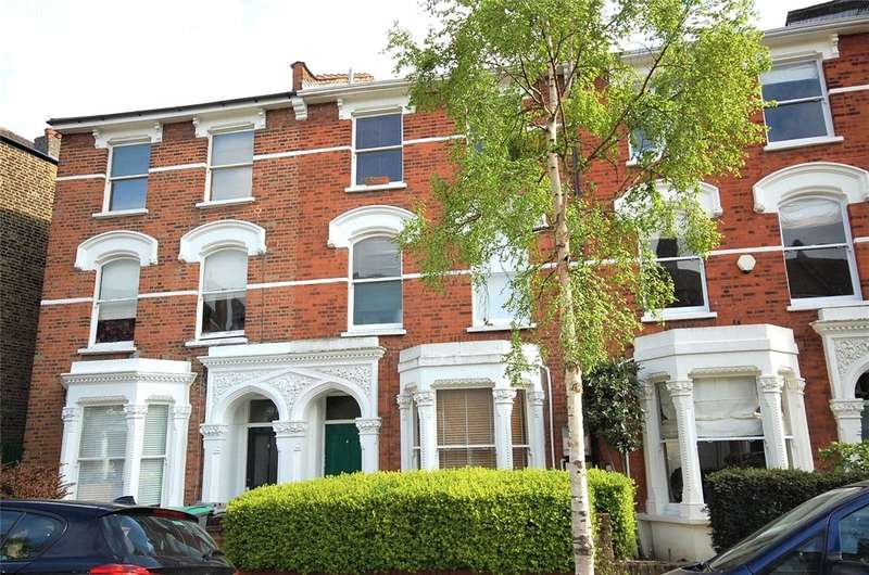 1 Bedroom Flat for sale in Cornwall Road, Stroud Green