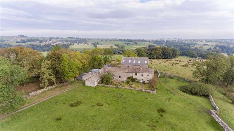 4 Bedrooms Unique Property for sale in Gilmonby, Bowes, County Durham